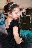 Piękny tancerz zdjęcia stock