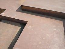 Piękny tekstury tło w wioski 014 dużym labiryncie zdjęcia royalty free