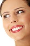 piękny uśmiech zdjęcie royalty free