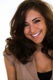 piękny uśmiech Fotografia Stock