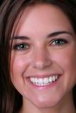 piękny uśmiech Obrazy Royalty Free