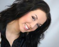 piękny uśmiech Zdjęcia Royalty Free