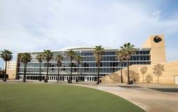 Piękny uniwersytet Środkowa Floryda CFE arena zdjęcie royalty free