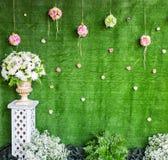 Piękny w Ślubnej ceremonii obraz royalty free