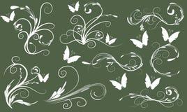 Piękny wektorowy rysunkowy tło projekt Zdjęcie Stock