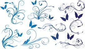Piękny wektorowy rysunkowy tło projekt Obraz Royalty Free