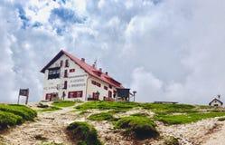 Piękny widok - Lago Di Garda zdjęcie stock