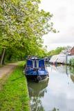 Piękny widok rzeka Avon, skąpanie, Anglia zdjęcia royalty free