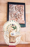 Piękny współczesny ornament Fotografia Stock