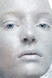 Piękny, zadziwiający portret kobieta, Zdjęcie Stock
