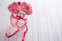 piękny zamknięty kwiat wzrastał zamknięty Obraz Royalty Free