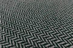 Piękny zbliżenie pasiasta tkanina z tekstylnym tekstury tłem zdjęcia royalty free