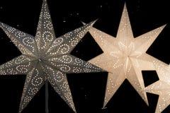 pięknych bożych narodzeń ilustracyjny gwiazd wektor Obraz Stock