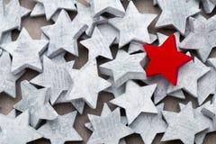 pięknych bożych narodzeń ilustracyjny gwiazd wektor Nowego Roku tematu tło Fotografia Royalty Free