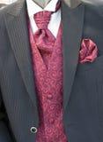 pięknych ubrań nowożytny ślub Obrazy Stock