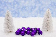 piłek boże narodzenia Fotografia Stock