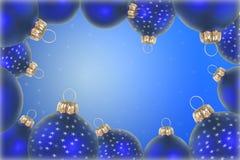 piłek boże narodzenia Zdjęcie Royalty Free