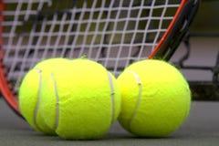 piłek kanta tenis zdjęcie stock