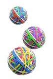 piłek zespołu guma Zdjęcia Royalty Free