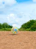 piłka duży Obraz Stock
