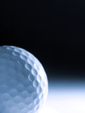 piłka golf zdjęcia stock