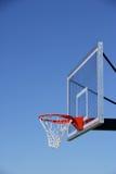 piłka koszykowy hoop Fotografia Royalty Free