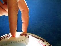piłka nożna świat Zdjęcia Stock