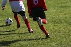 piłka nożna Fotografia Stock