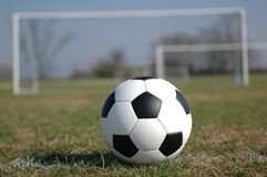 piłka nożna Obrazy Royalty Free