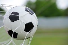 piłka nożna balowy bramkowy wektor Fotografia Royalty Free