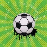 piłka nożna balowy wektor ilustracja wektor