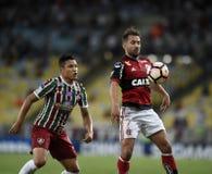 Piłka nożna - Brazylia Obraz Stock