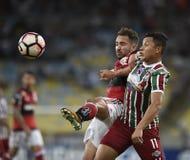 Piłka nożna - Brazylia Fotografia Stock
