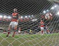 Piłka nożna - Brazylia Zdjęcie Stock