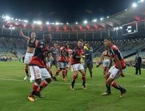 Piłka nożna - Brazylia Obrazy Stock