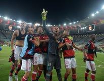 Piłka nożna - Brazylia Fotografia Royalty Free