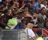 piłka nożna brazylijskie zdjęcia royalty free