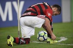 piłka nożna brazylijskie fotografia royalty free