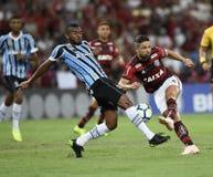 piłka nożna brazylijskie fotografia stock