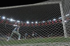piłka nożna brazylijskie obraz royalty free