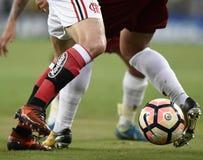 Piłka nożna Flamengo Zdjęcie Royalty Free