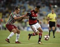 Piłka nożna Flamengo Obraz Stock