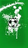 Piłka nożna, Futbolowy projekt/ Zdjęcie Stock