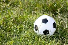 Piłka nożna futbolu piłka Obraz Royalty Free