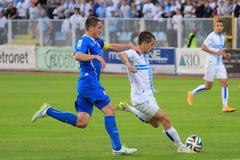 Piłka nożna lub Futbol Fotografia Stock