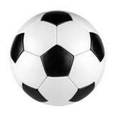 piłka nożna na światło Fotografia Stock