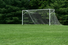 piłka nożna netto Obrazy Royalty Free