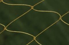 piłka nożna netto Obraz Royalty Free