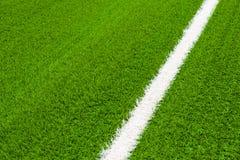 Piłka nożna plac zabaw Zdjęcia Royalty Free