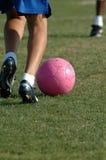 piłka nożna razem Zdjęcia Royalty Free
